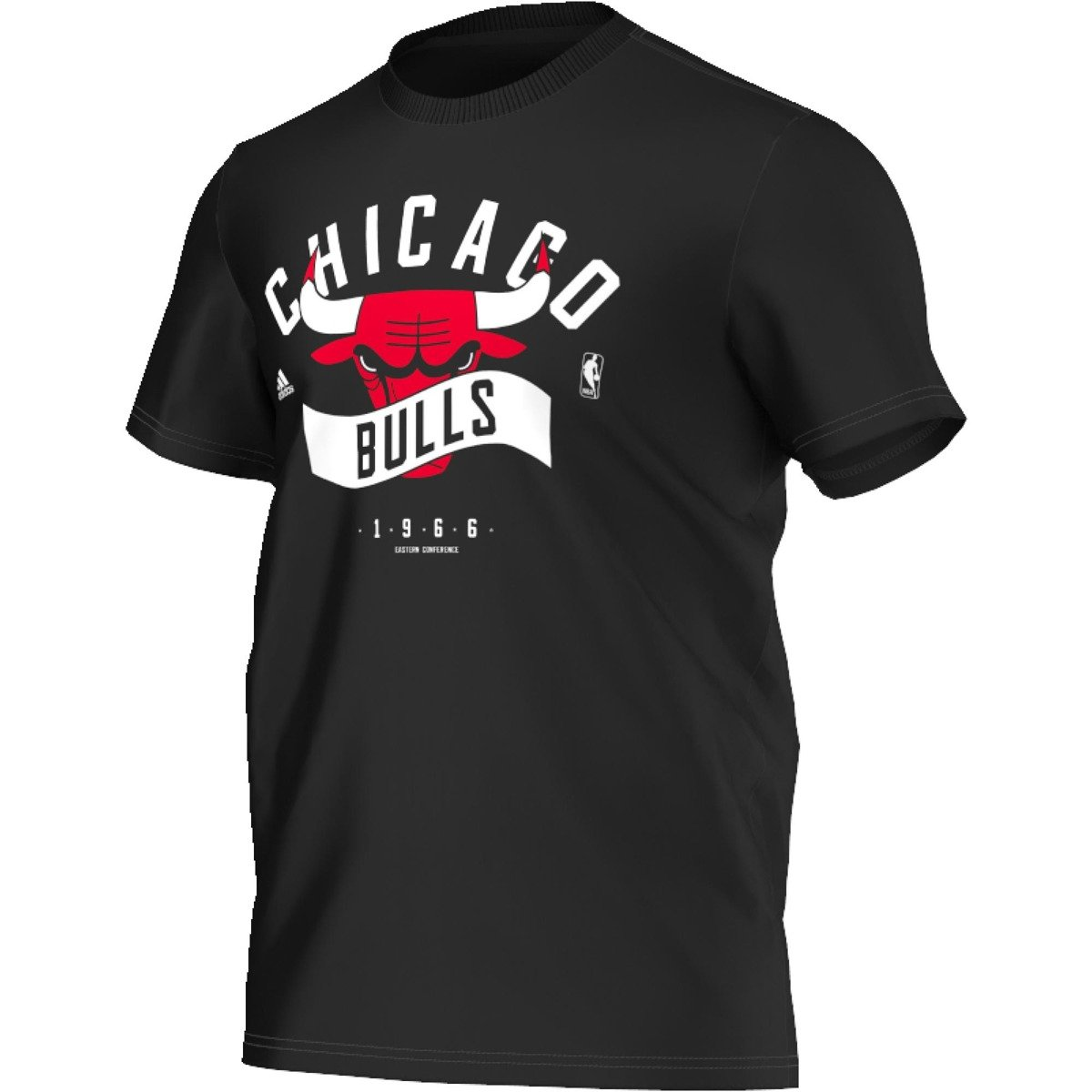 adidas chicago bulls team tee t shirt ah5069 basketball clothing casual wear t shirts. Black Bedroom Furniture Sets. Home Design Ideas